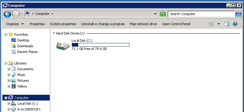 Ubuntu remote desktop to windows server